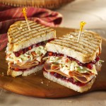 Turkey Berry Panini