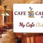 Reward yourself with My Cafe Rewards